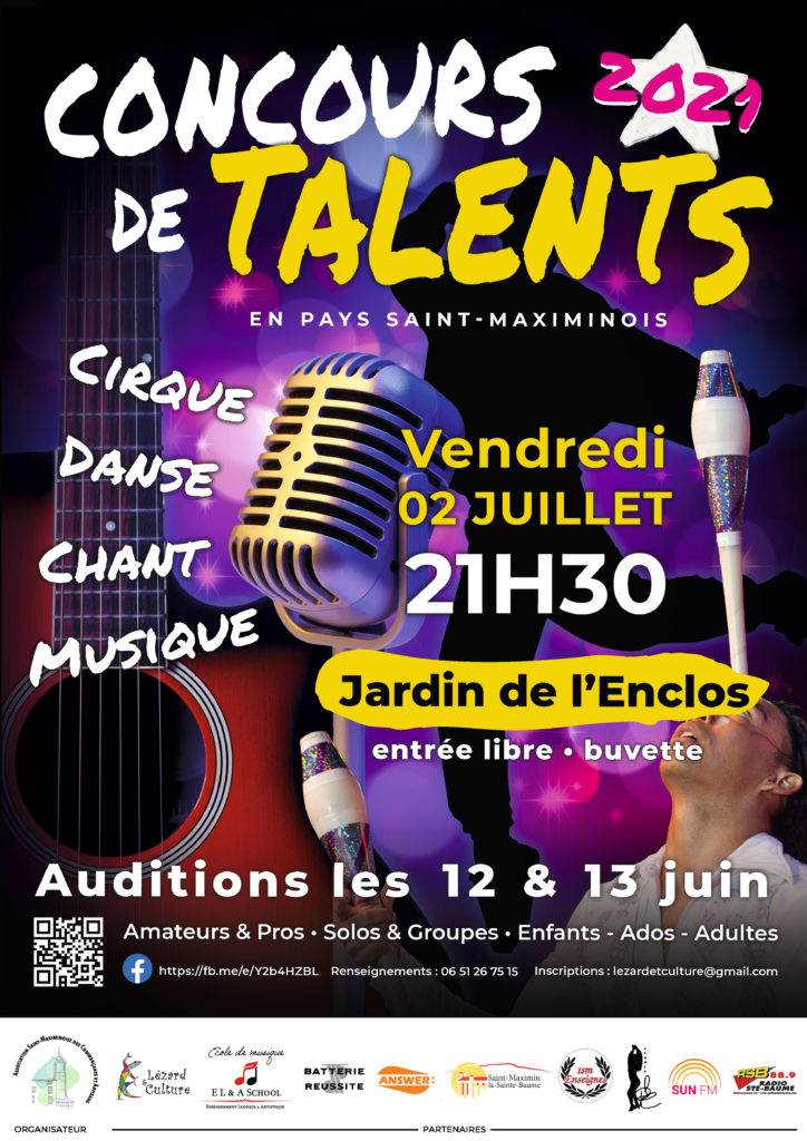 Concours de talents