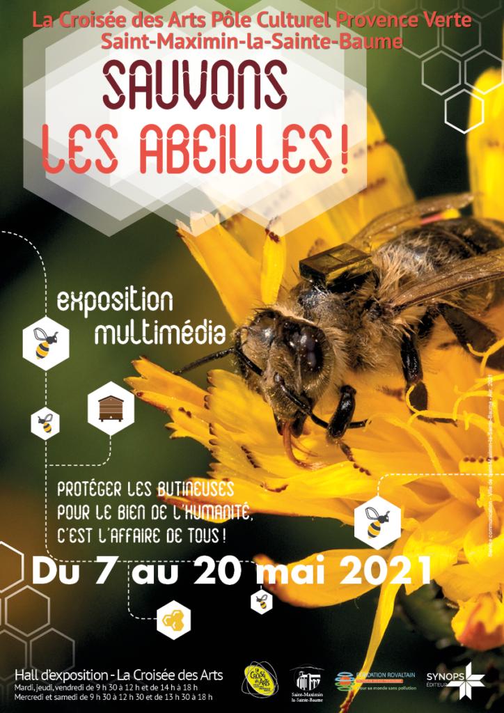 Sauvons les abeilles ! @ Halle d'exposition - La Croisée des Arts