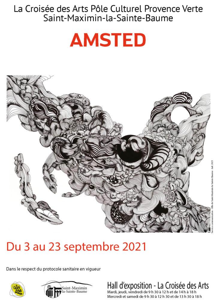 Amsted @ Hall des expositions - La Croisée des Arts