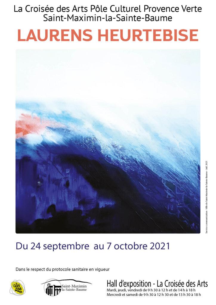 Laurens Heurtebise @ Hall des expositions - La Croisée des Arts